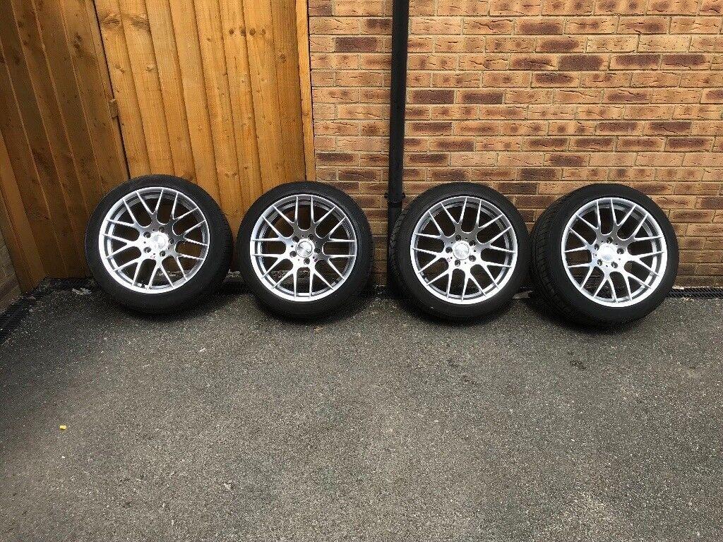 Bmw m3 e46 csl alloy wheels | in Caerphilly | Gumtree