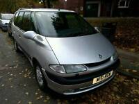 Renault Grand Espace With MOT For Sale