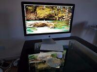 "Apple iMac 27"", Core i3 2.5GHz, 1TB HDD, 512MB GPU, 8GB RAM, Snow Leopard | Great Condition"