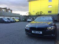 BMW 520D SE 2011 F10 77K