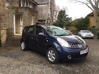 NISSAN NOTE 1.4 Acenta 5DR [LOVELY EXAMPLE / GREAT HISTORY / MOT MARCH 2018]