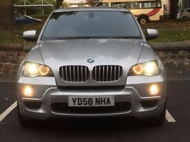 2009 BMW X5 3.0 D MSPORT * PAN ROOF * SAT NAV * LEATHER * 7 SEATER * PART EX * FINANCE * DELIVERY *