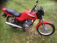 Honda cg 125 spares or repairs