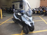 Piaggio MP3 400 2007 part exchange to clear