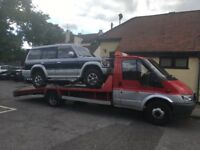 24/7 CAR BIKE BREAKDOWN RECOVERY TRANSPORT TOW TRUCK SERVICES ACCIDENT JUMP STARTS FLAT TYRE AUCTION