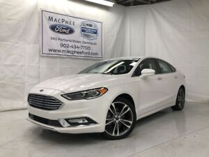 2018 Certified Pre-Owned Ford Fusion Titanium