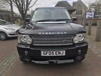 Land Rover Range Rover Vouge OVERFINCH in excellent condition, 1 owner from new, 0 previous owners,