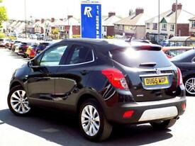 VAUXHALL MOKKA 1. 7 CDTi SE 5dr AUTO (130) ** Full Leather + Heated Seats ** (black) 2015
