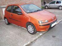 Fiat Punto 1.2 LHD PL Plates