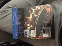 NEW/UNOPENED Game of Thrones: Season 2 (Blu Ray Combo Pack)