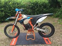 KTM EXC 200 immaculate condition.