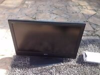 Sony Bravia TV 46'' with stand.