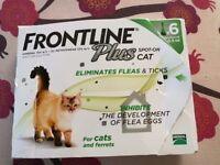 *NEW* Frontline Plus Cat 6 pipettes