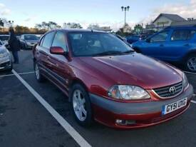 Toyota avensis automatic Low mileage 91000