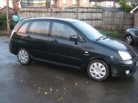 2006 Suzuki Liana 1.6 GLX Estate.New MOT.Service history.P/X welcome.