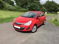 Vauxhall corsa 1.2 petrol manual @ 12 month mot • 16000 gemma mils ••