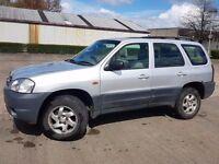 Mazda Tribute for sale Petrol 4x4 ,12 months MOT (RENFREW)