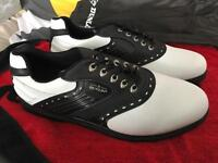 Dunlop men's golf shoes size 12 BRAND NEW