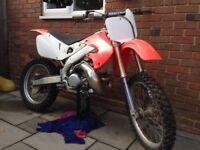 ***FOR SALE*** 98 Honda cr 250. Motocross bike. Not kx , rm, sx, yz
