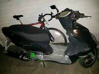 ZNEN PHANTOM 50CC MOPED