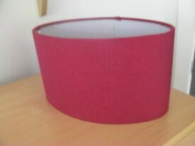 Laura Ashley Oval Lampshade