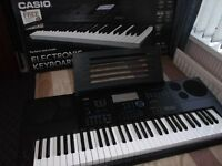 CASIO ELECTRIC KEYBOARD CTK 6200 in EXCELLENT CONDITION/ PRICE REDUCED !