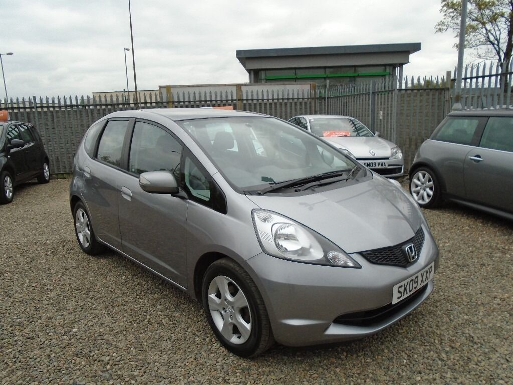 2009 Honda Jazz 1.4 ES 5dr / Full Dealer Service History / 1 Year MOT