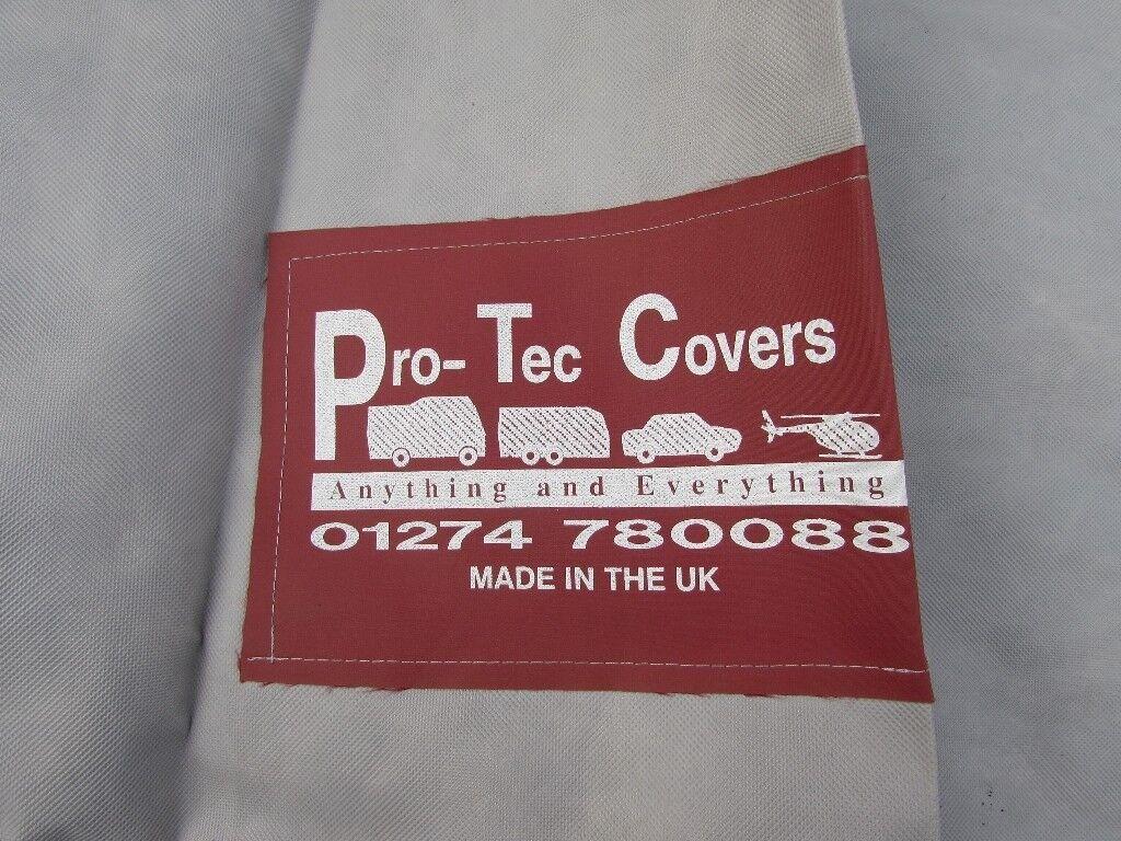 MOTORHOME FULL COVER (PROTEC)