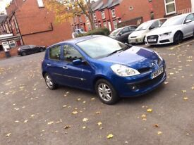Renault Clio automatic 2008 low Mileage