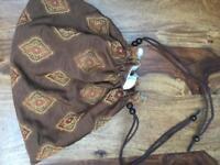Handmade purse/ bag