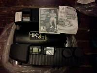 Brand new Lateral Thigh Trainer in original packaging and box
