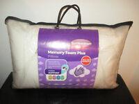 Memory foam plus Pillow (2 available)