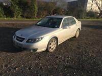 SAAB 9-5 DIESEL AUTOMATIC 2006 10 MONTHS MOT 91K MILES INCLUDED CAMBELT CHANGE DRIVES THE BEST