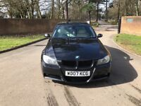 BMW 330d 2007 , m sport , automatic , p/x welcome