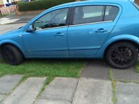 Swap Astra 1.6 for car