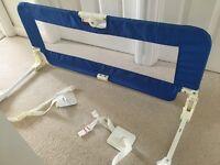 BabyStart Bed Rail Blue