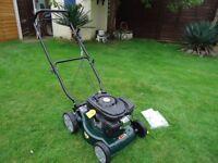 Petrol self propelled Lawnmower (Webb)