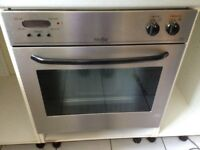 Moffat built-in oven model MSF615