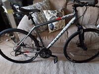 BRAND NEW CANNONDALE QUICK CV HYBRID BIKE