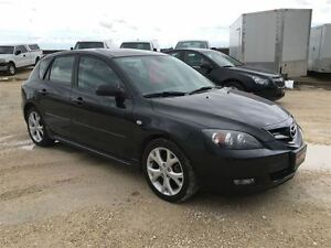 2009 Mazda MAZDA3 GT Package ***2 Year Warranty Available