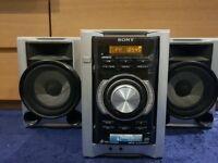 Sony mini HI-FI component system MHC-EC68