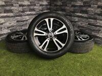 "16"" Mercedes A Class W176 Alloy Wheels Tyres B Class"