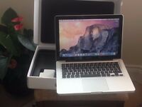 """Apple MacBook Pro A1278 13.3"""" 2012 Core i5 2.5GHz Fully Boxed"""