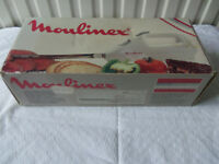 Moulinex Electric knife no.012