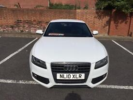 AUDI A5 2.0 COUPE S LINE FULL SERVICE HISTORY NEW MOT
