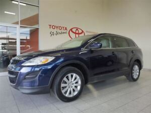 2010 Mazda CX-9 AWD *** CUIR *** TOIT *** MAGS *** 7 PASSAGERS *