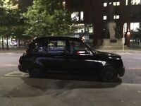 TX4 auto Cäb and plate