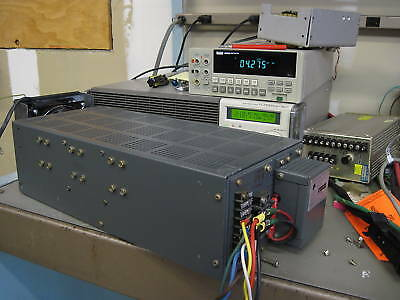 Lambda 48v 10a Linear Dc Power Supply Lcs-ee-48 Tested