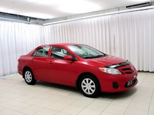 2011 Toyota Corolla CE MANUAL WITH AIR CONDITIONING!