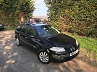 Renault Megane 1.6 2006' 56 **CAMBELT DONE**